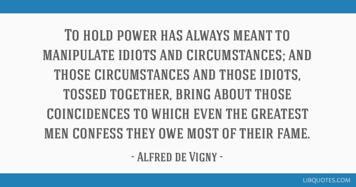 Alfred de Vigny tours