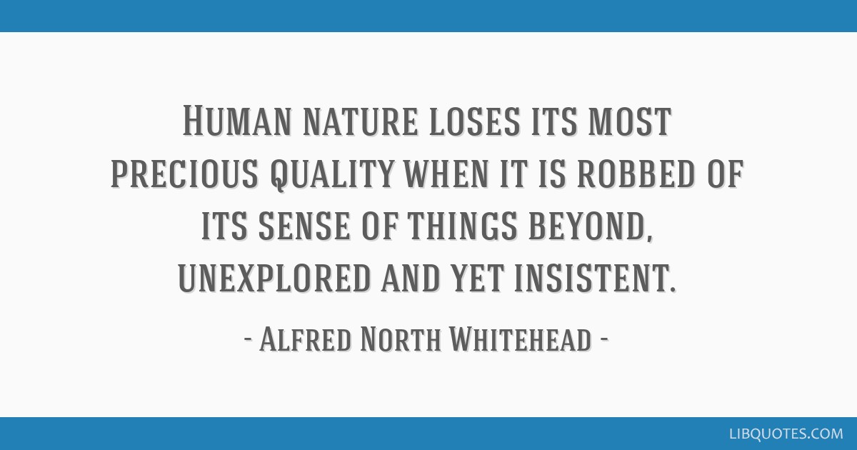 alfred north whitehead quotes - photo #33