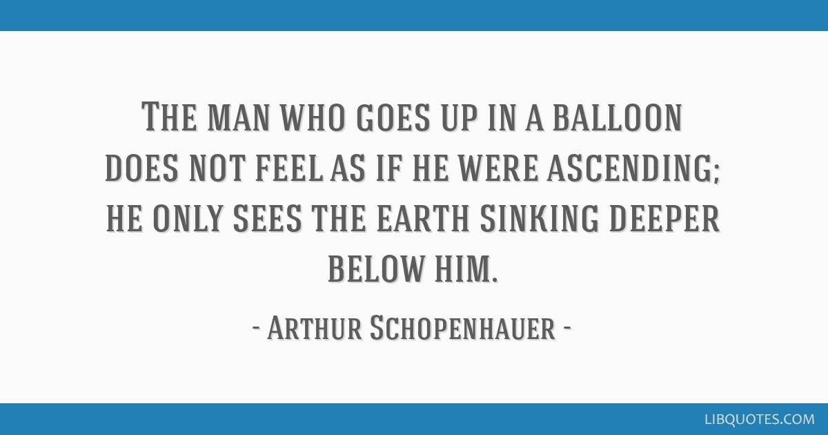 Arthur Schopenhauer Criticism - Essay