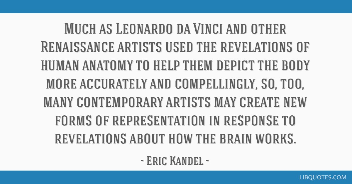 Much As Leonardo Da Vinci And Other Renaissance Artists Used The