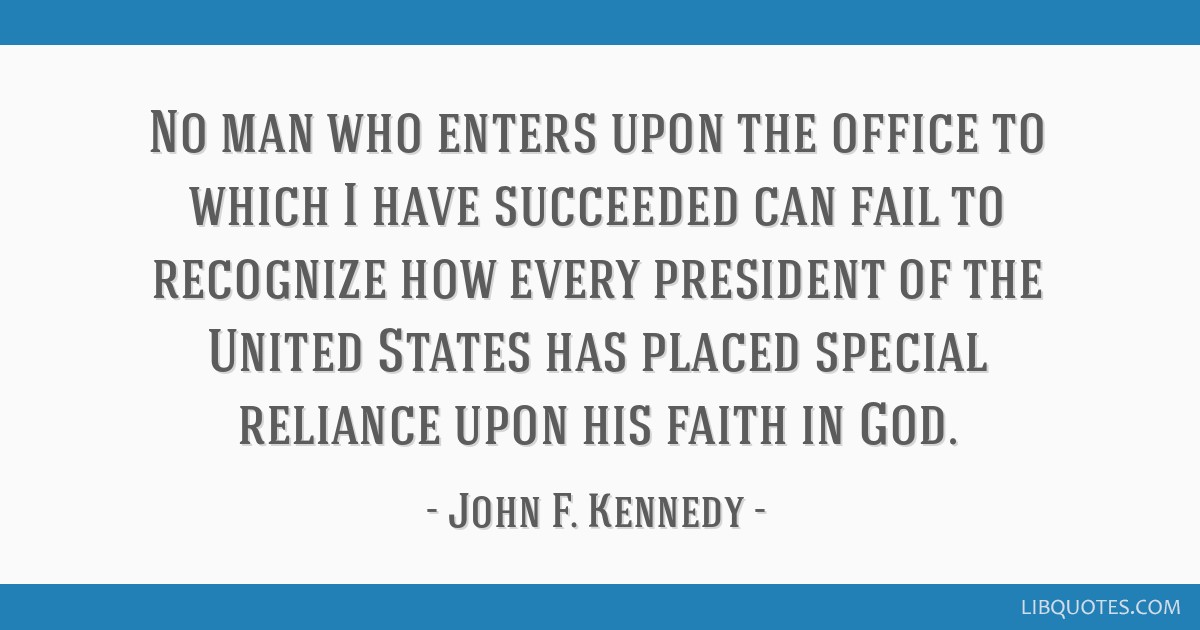 No man who enters upon the office to which I have succeeded can fail to recognize how every president of the United States has placed special...