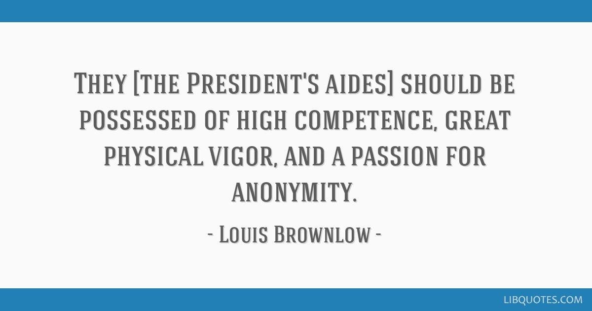 Louis Brownlow