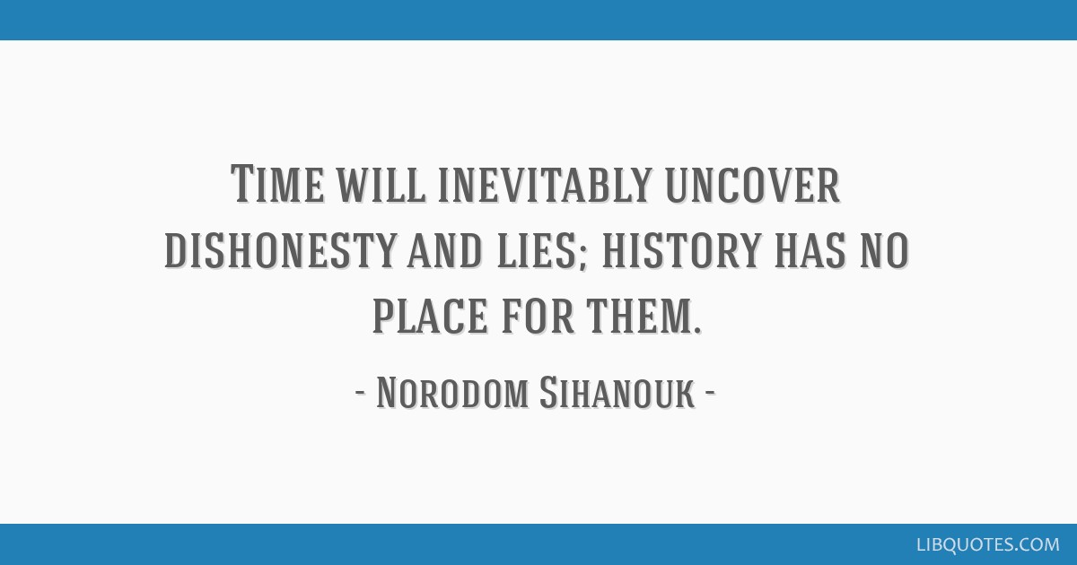 Dishonesty quotes images