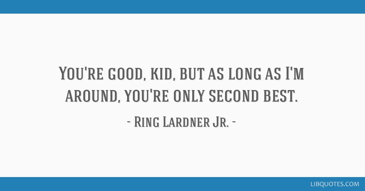 The Best Of Ring Lardner