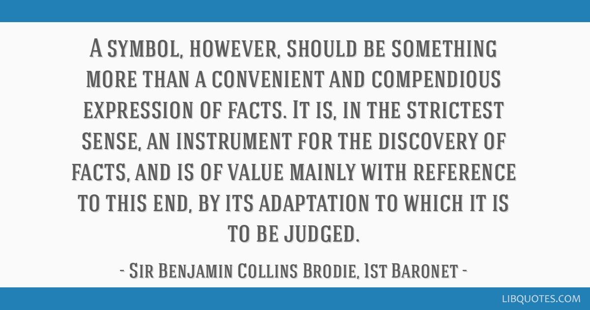 Sir Benjamin Collins Brodie, 1st Baronet