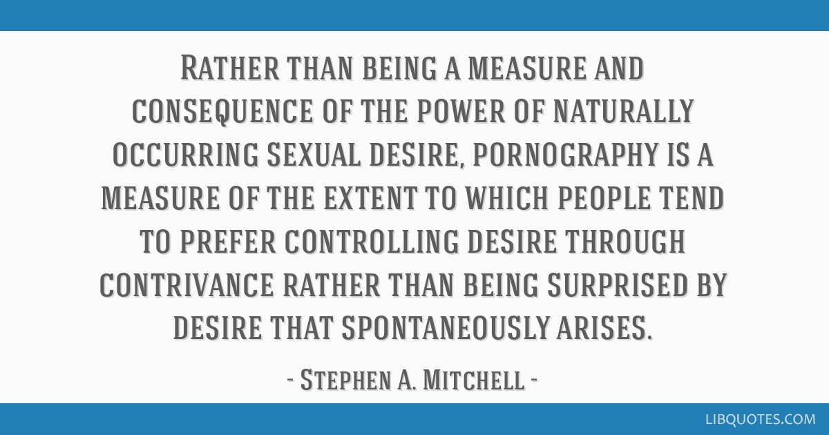 Rather Than Being A Measure And Consequence Of The Power Of