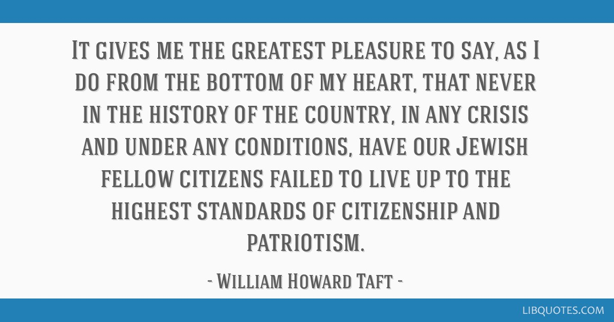 It gives me the greatest pleasure to say, as I do from the bottom of my heart, that never in the history of the country, in any crisis and under any...