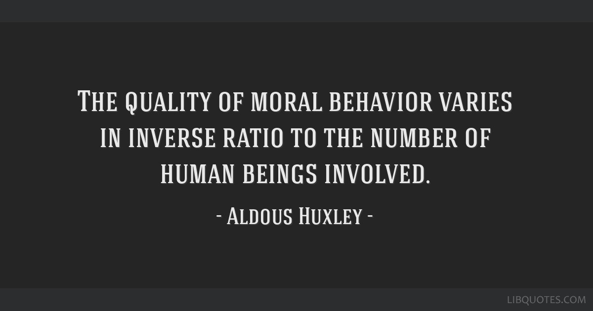 huxleys essays on human and berkeley The importance of individuality in aldous huxley's brave new world pages 1  student @ uc berkeley view other essays like this one: company.