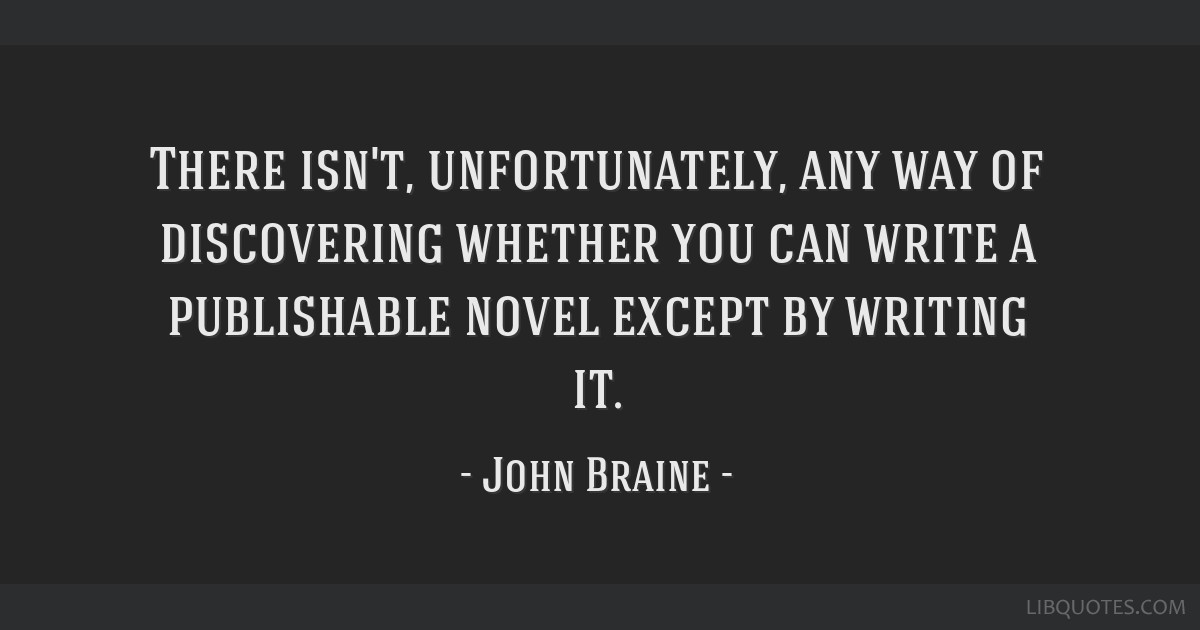 There isn't, unfortunately, any way of discovering whether you can write a publishable novel except by writing it.
