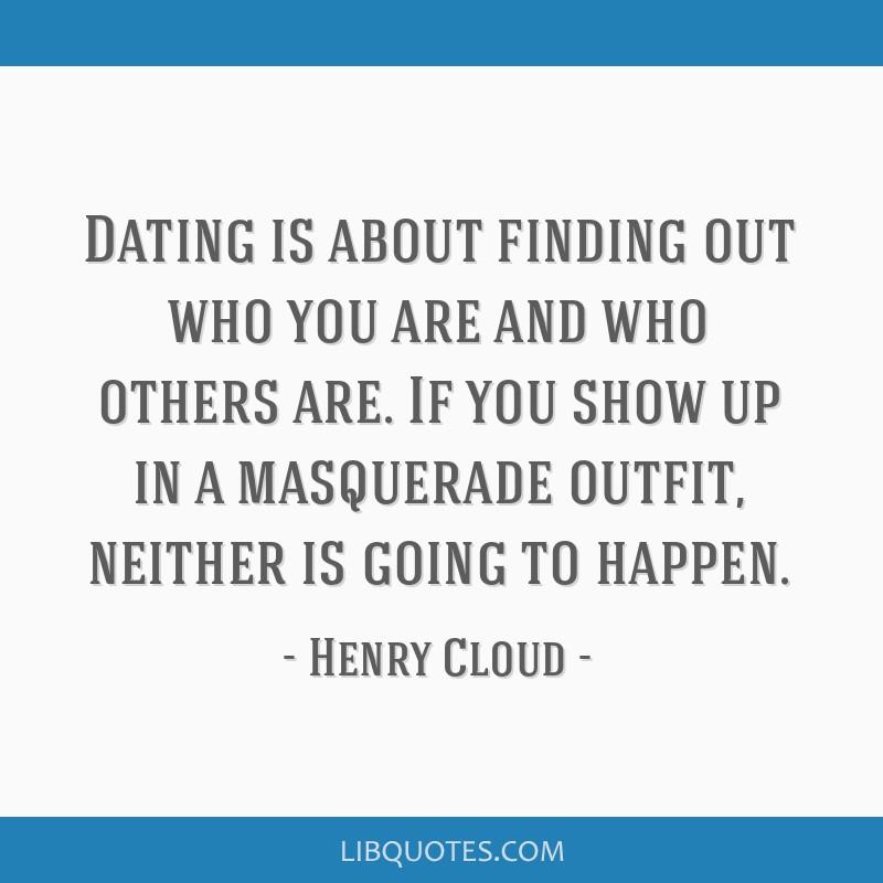henry cloud dating dating zemědělci pouze seznamka komerční 2015