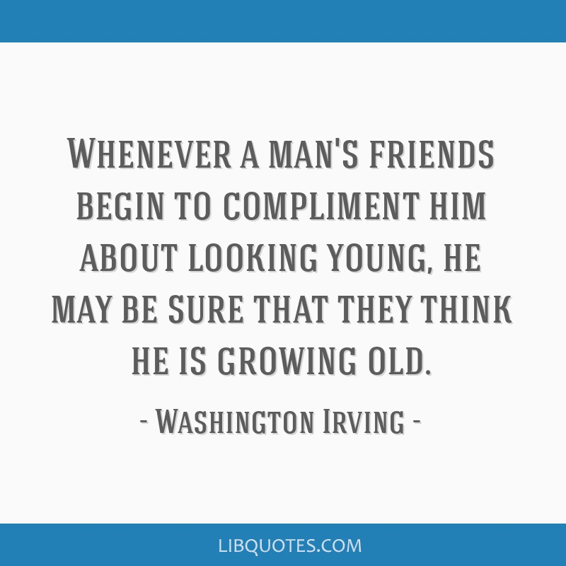 a man with friends quote