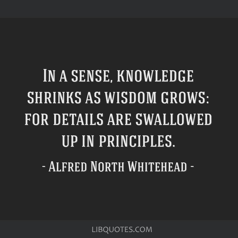 alfred north whitehead quotes - photo #13