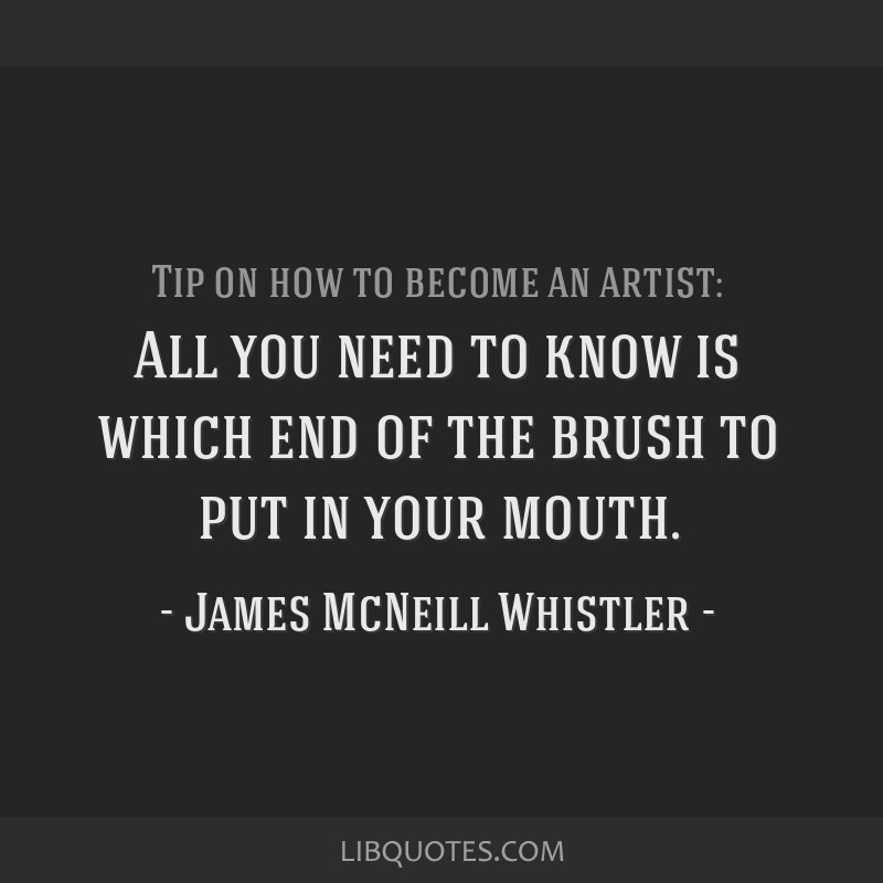 All you need to know is which end of the brush to put in your mouth.