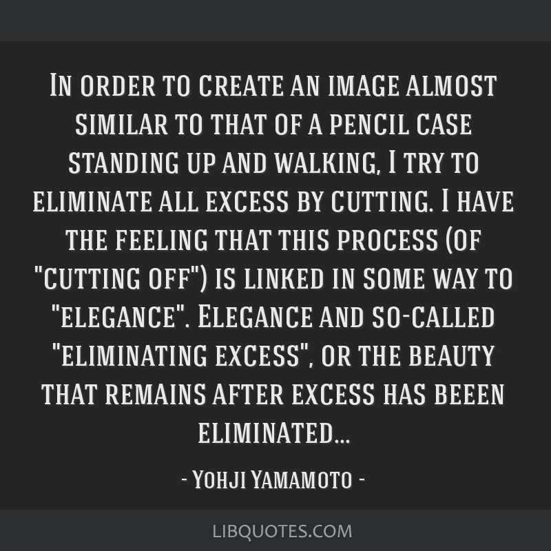 In order to create an image almost similar to that of a pencil case standing up and walking, I try to eliminate all excess by cutting. I have the...